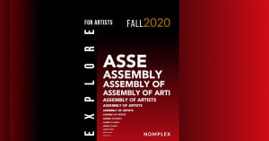 ARTISTS ASSEMBLY Opening in the Fall — Visual- and Performing Artists