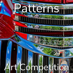 "4th Annual ""Patterns, Textures & Forms"" Online Art Competition"