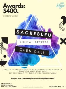 3d digital contest