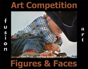 6th Annual Figures & Faces Art Competition