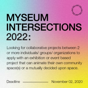 Myseum Intersections festival 2022