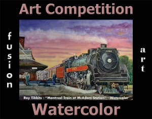 2nd Watercolor Art Competition