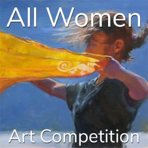 """10th Annual """"All Women"""" Online Art Competition"""