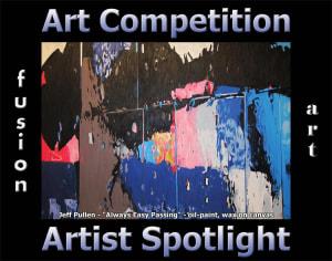 12th Artist Spotlight Solo Art Competition