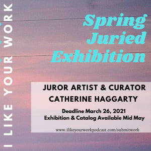 Open Call- ILYW Spring Juried Exhibition