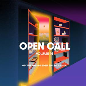 公开电话:出版物+展览机会14卷新兴艺术家
