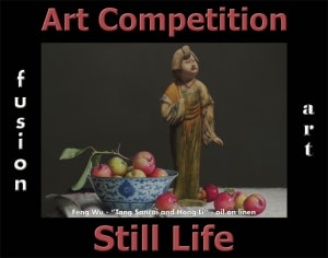 2nd Annual Still Life Art Competition