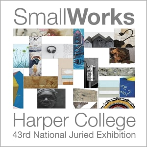 Small Works: 43rd Harper College National Juried Exhibition