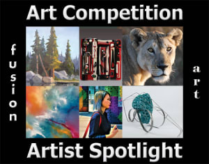 13th Artist Spotlight Solo Art Competition