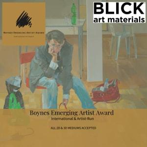 5th Edition Boynes Emerging Artist Award