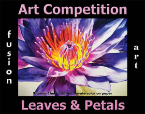 7th Annual Leaves & Petals Art Competition