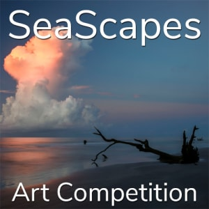 """11th Annual """"SeaScapes"""" Online Art Competition"""