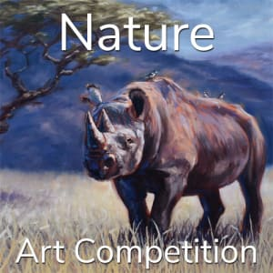 """11th Annual """"Nature"""" Online Art Competition"""