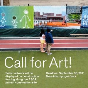 East Side Coastal Resiliency Call for Art