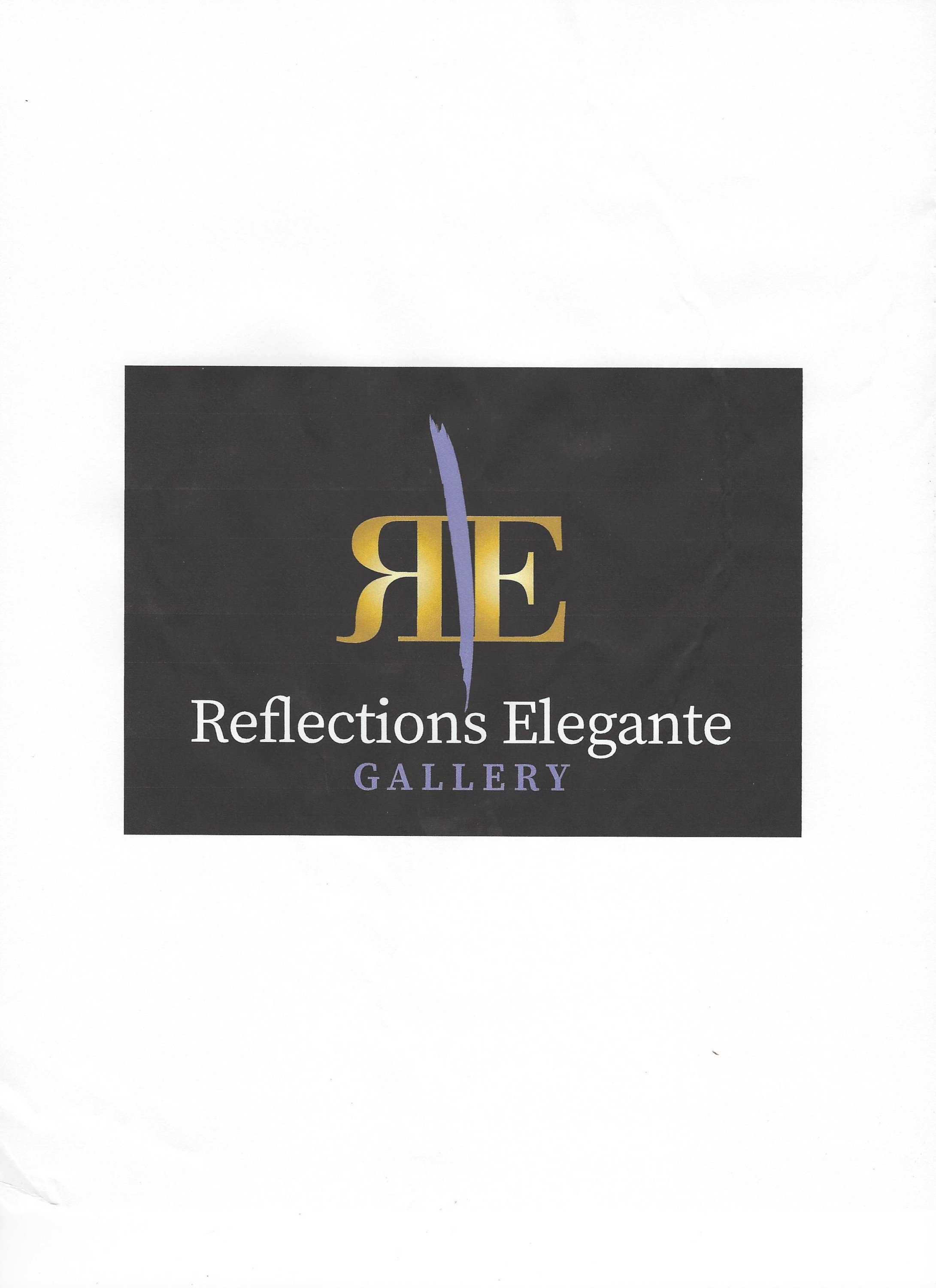 About Reflections Elegante Fine Art Gallery