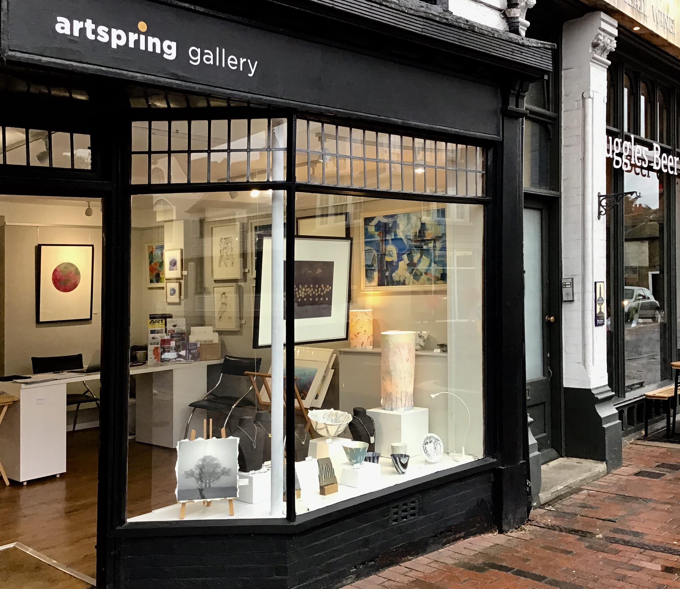 About ArtSpring Gallery