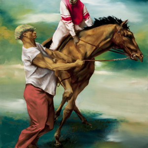 Jockey & Groom