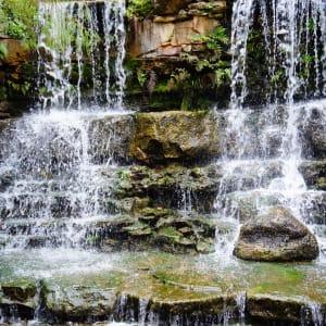 Twin Falls by Andreia Barbieri, MD