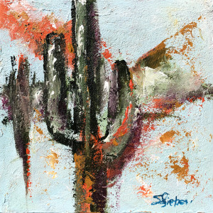 Sonoran Scapes by sharon sieben