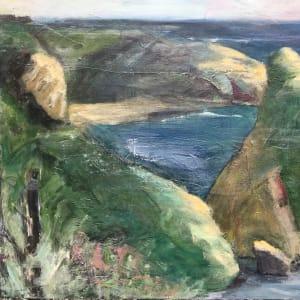 557- Art Presence Special - Chetco Point Sunset by Katy Cauker