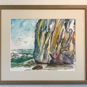 080 - Seeing in Color/ Seal Rock by Katy Cauker