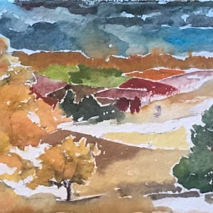 696- Vista - Roxy Ann Peak by Katy Cauker