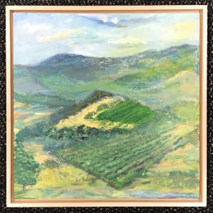 652-Carpenter Hill Vineyards/ Selected for a Purchase Award at OSU Art About Agricultural 2020 by Katy Cauker