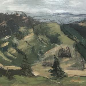 72- Going  West - Mt Ashland