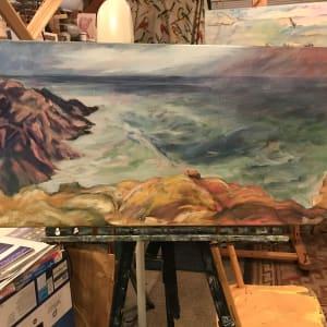 317 - Rocky Creek Perspective by Katy Cauker