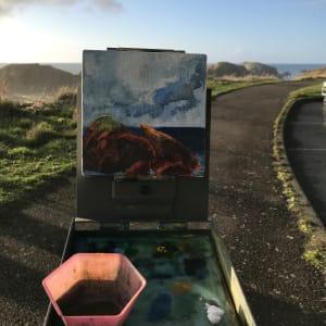 697- Bandon By the Sea by Katy Cauker