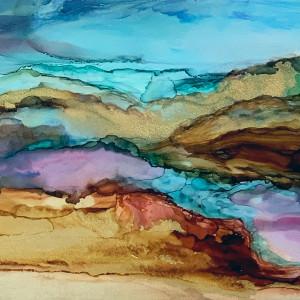 Desert Skies by Susi Schuele
