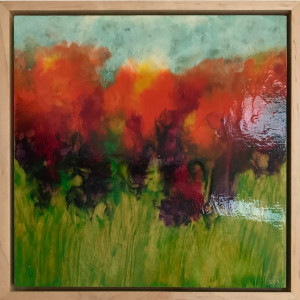 In the Garden by Susi Schuele