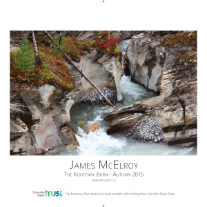 Kootenay Burn Poster - Autumn