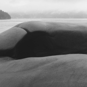 Grandfather Series (Galiano Rock Formations) - #007