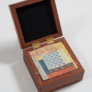 Box of Land Parcels by Helen Fraser