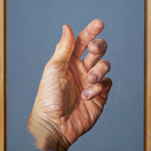 Hand Study #2 by Daevid Anderson