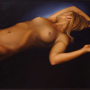 Nude Reclining #5