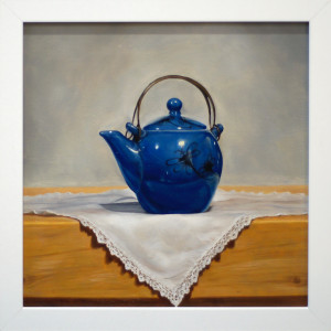 Teapot by Daevid Anderson