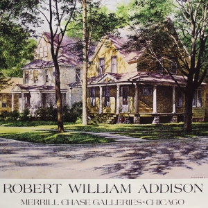 Yellow House by Robert Addison