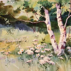 Meadow & Birch by Briget Austin