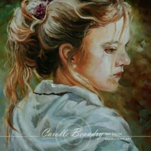Véronique portrait I
