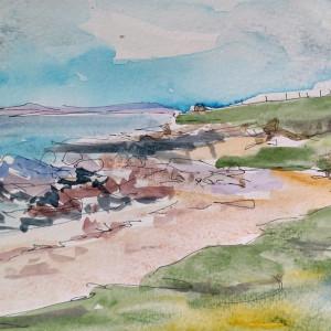 Roundstone beach bac7se