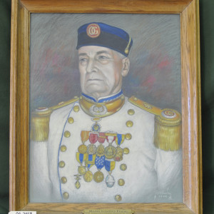 Portrait of Major Ignatius Fischl