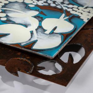 Lily Pond by Silvana Ferrario