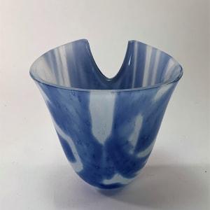 Indigo: blue of 1000 years 14 by Silvana Ferrario