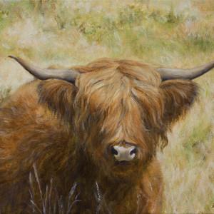 Island cow dolley painting elizabeth r whelan lg jmktpr