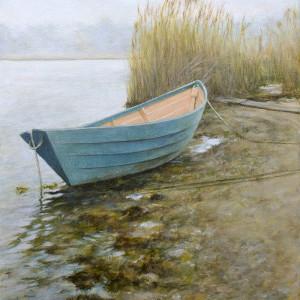 Dorey lagoon pond painting maritime elizabeth r whelan lg iux2da