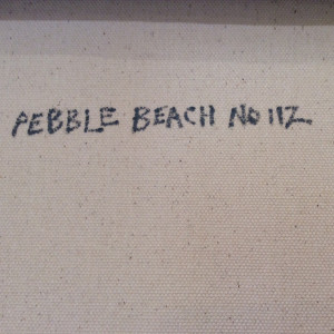 Pebble Beach No. 112