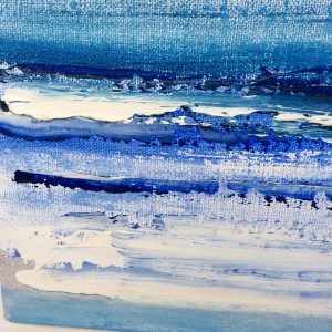 Blue Series #9