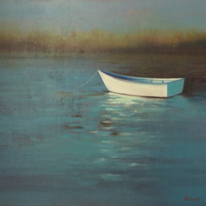 Dinghy by Mary Morant